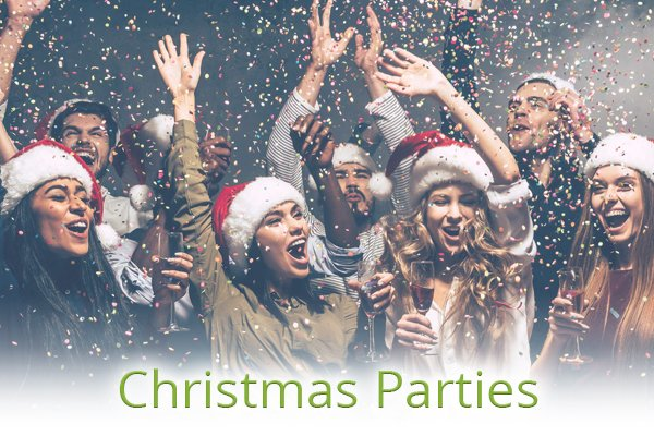Services - Plan Your Event - Christmas Parties