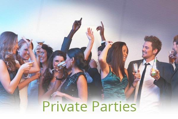 Services - Plan Your Event - Private Parties and Party Planning, Cork